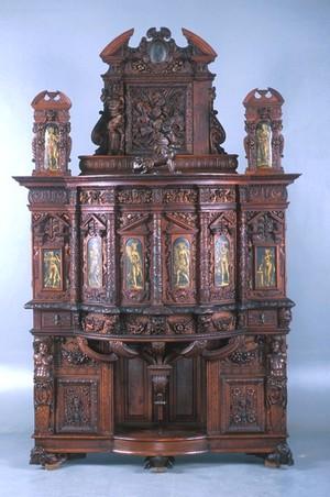 BESANCON – Musée du Temps Hugues Sambin, Cabinet Gauthiot d'Ancier